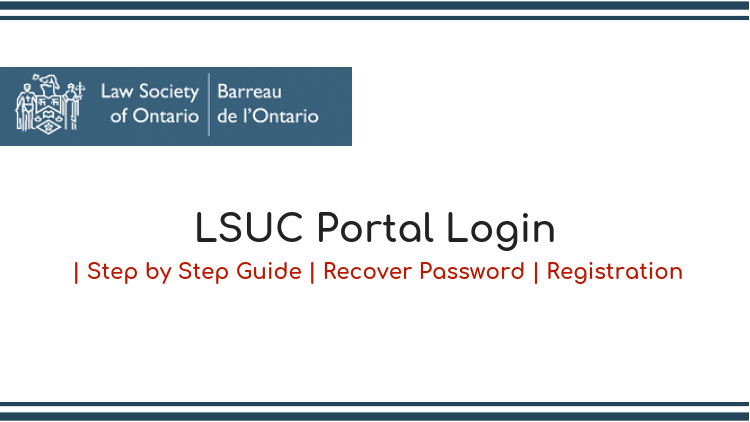 LSUC Portal Login