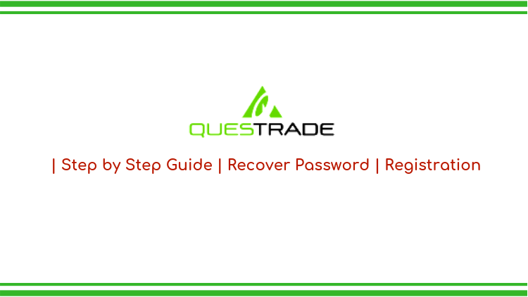 questrade login guide