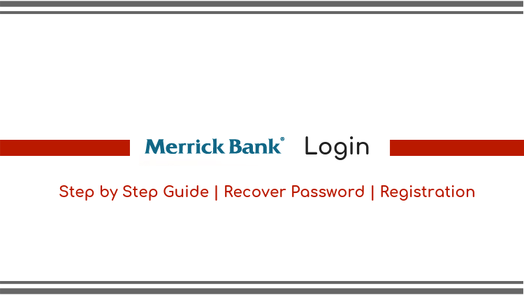 merrickbank login guide