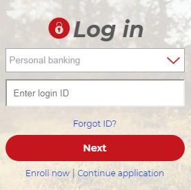 tcfbank login
