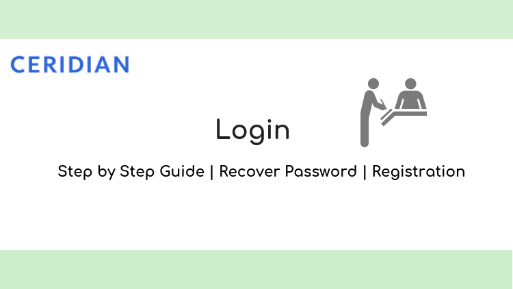 ceridian login step by step guide