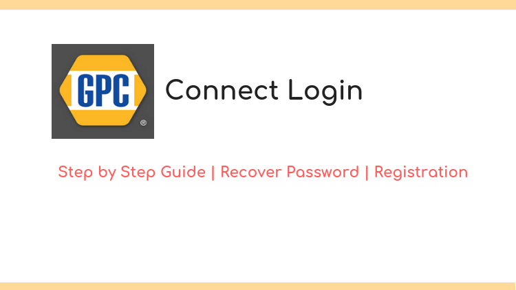 gpc connect login step by step guide