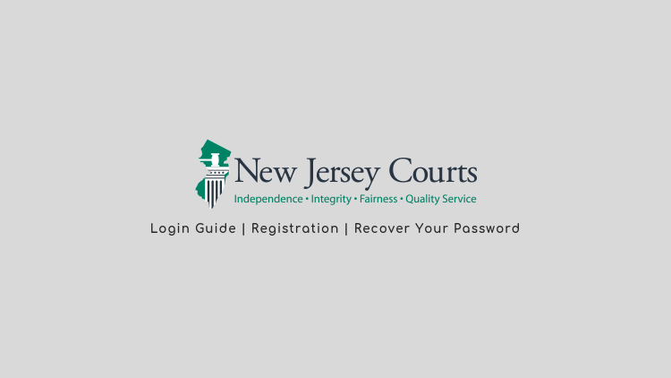 NJ Courts Login