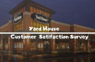 yard house customer survey