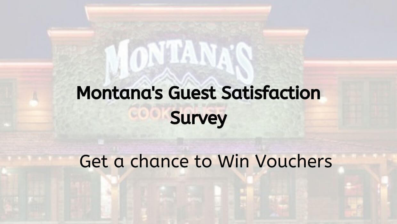montanas guest satisfaction survey