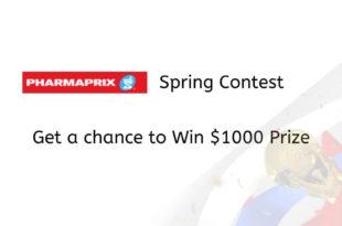 pharmaprix contest