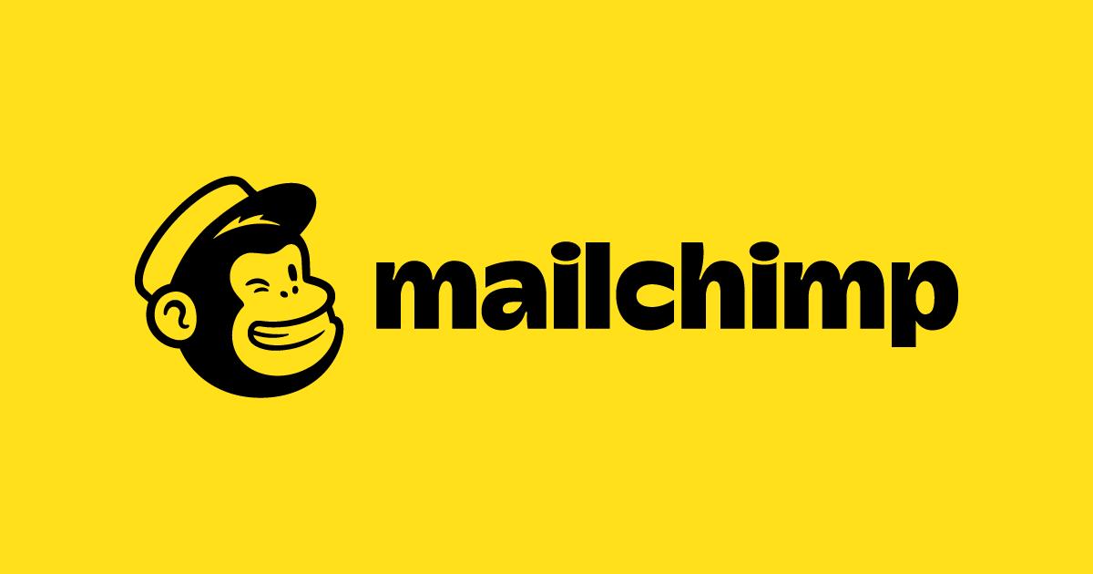 MailChimp login