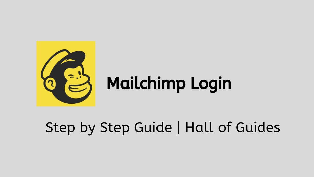 mailchimp login guide