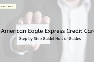 American eagle express credit card login