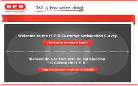 heb.com/survey