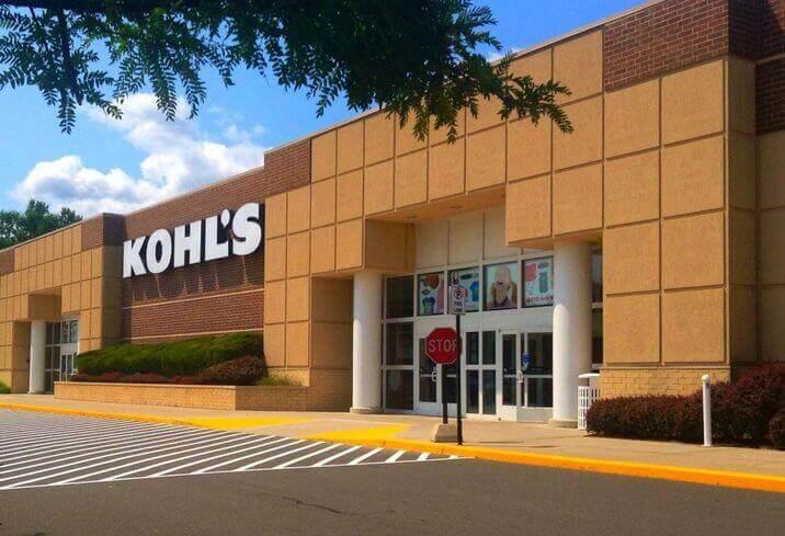 kohls retailer