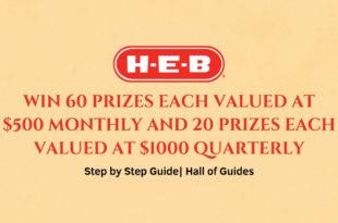 Heb survey reward