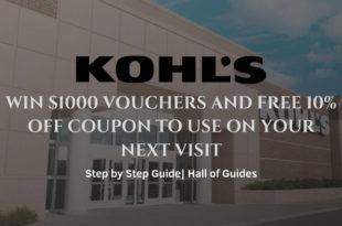 www.kohlslistens.com