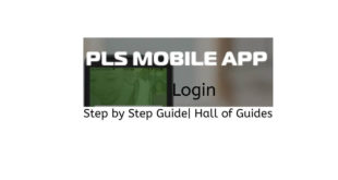 pls mobile app login