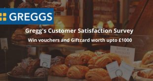 greggs customer satisfaction survey