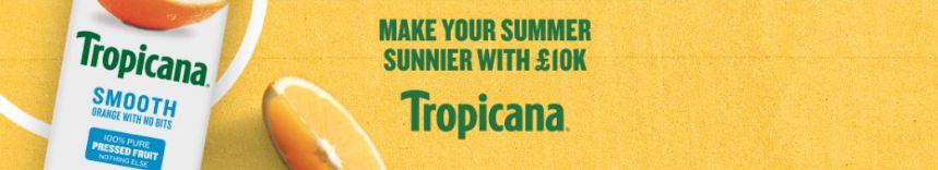 tropicana summer hero