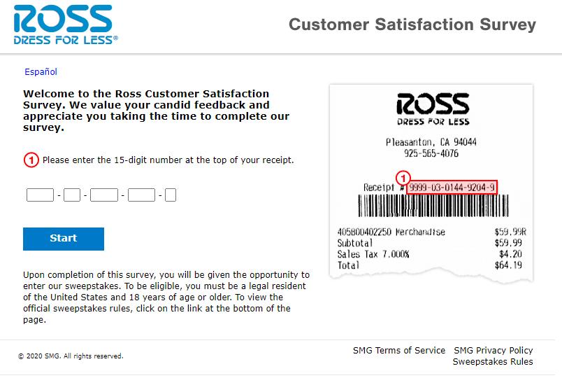ross listens survey