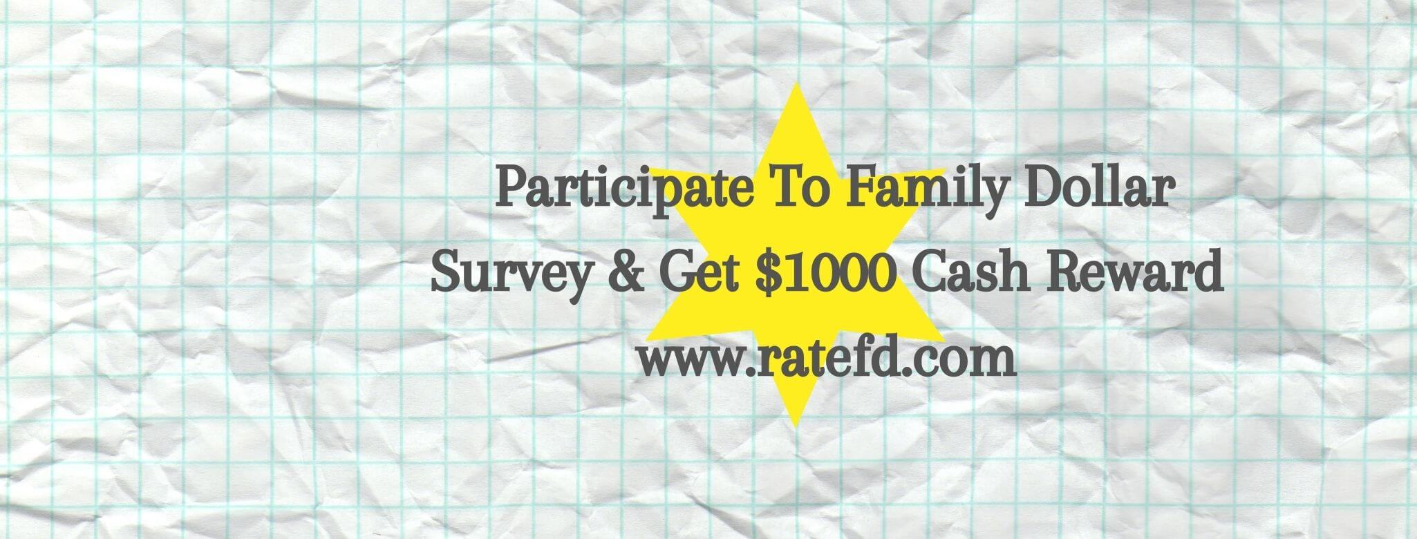 ratefd survey