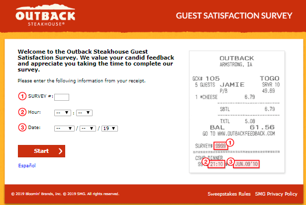 tell outback survey