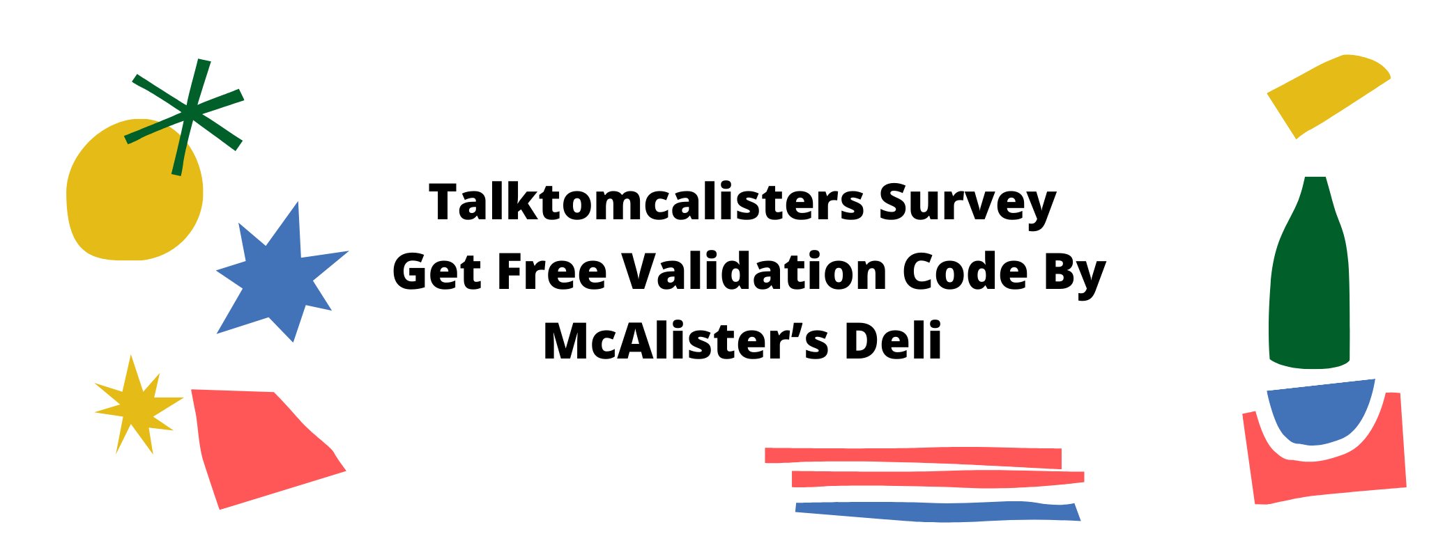 talktomcalisters survey