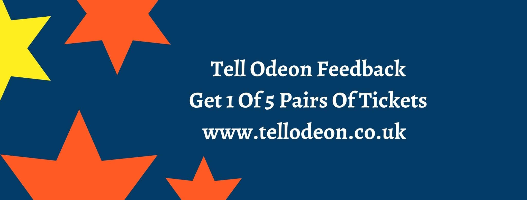 tell odeon feedback
