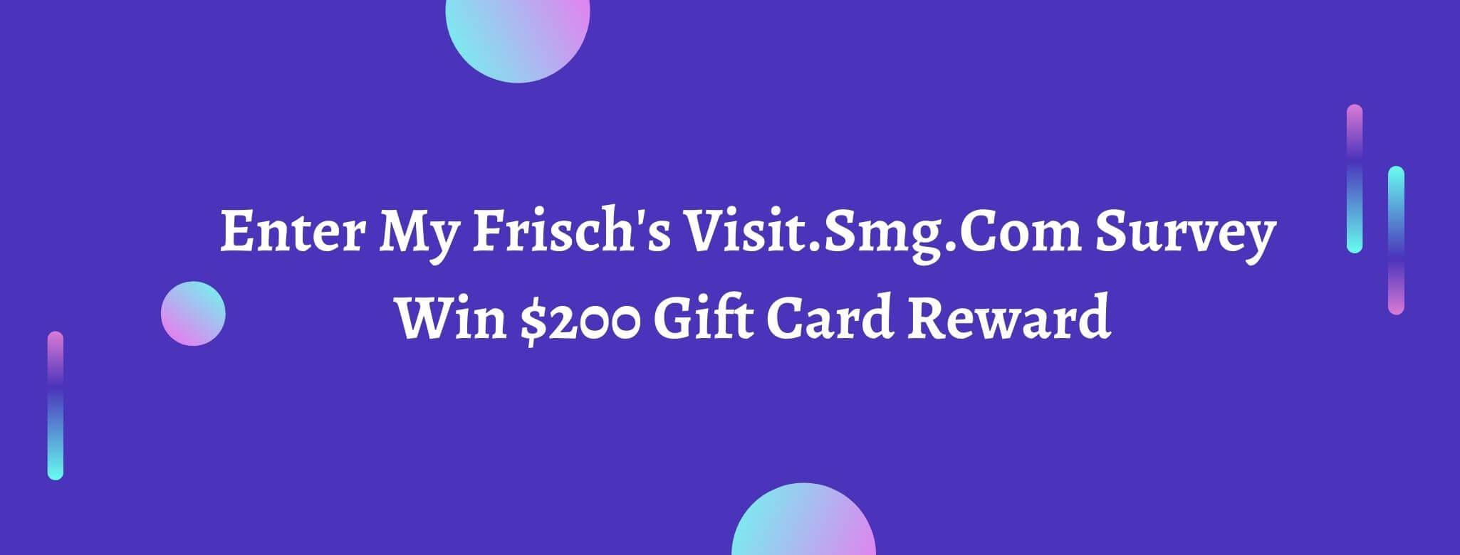my frischs visit.smg.com