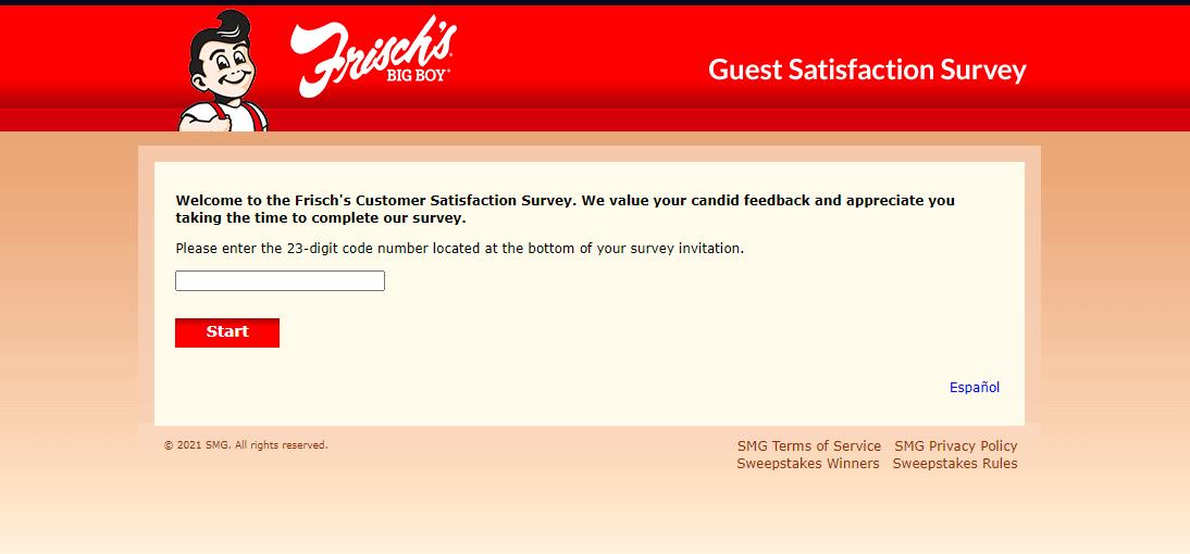 frisch's survey