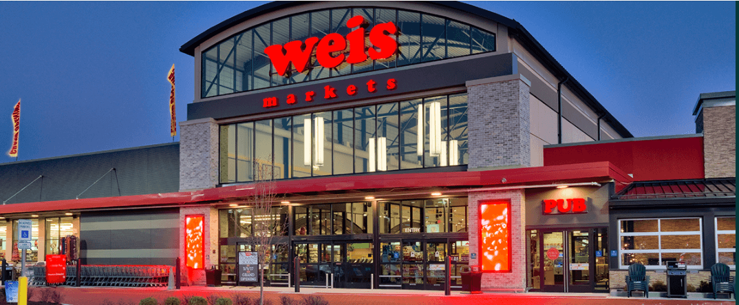 weis points