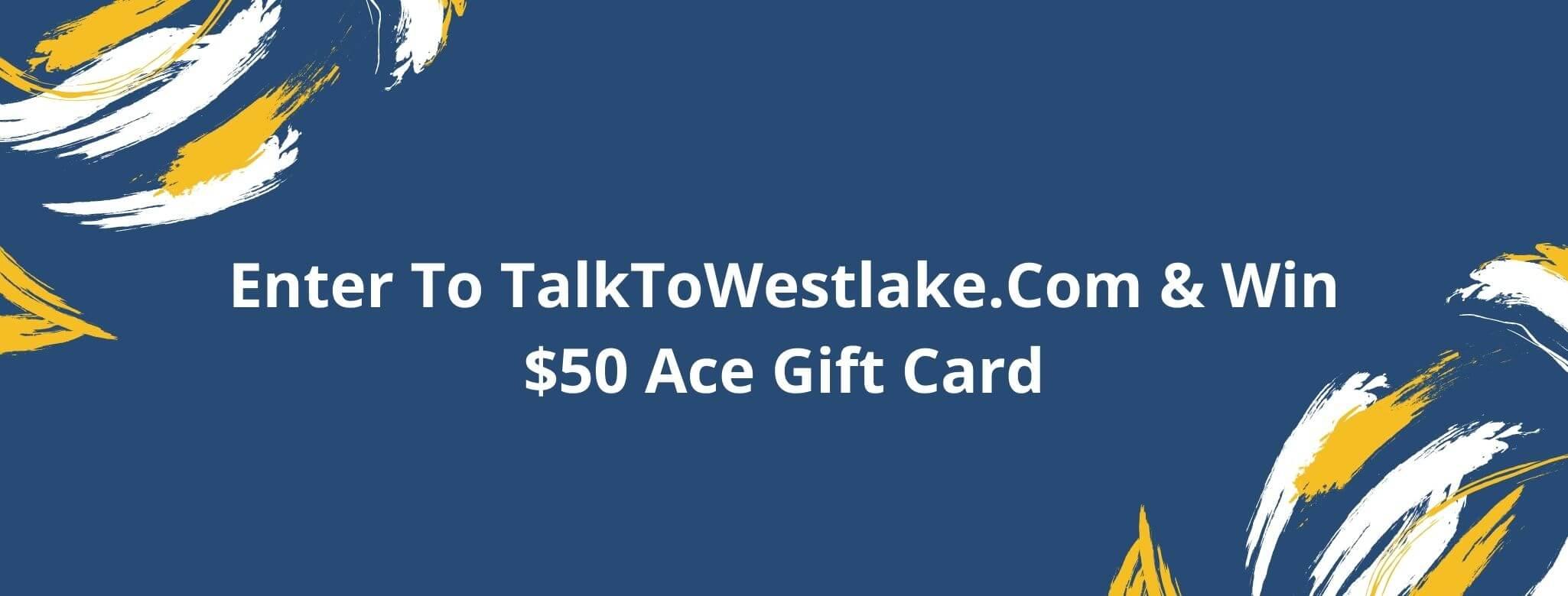 talktowestlake survey