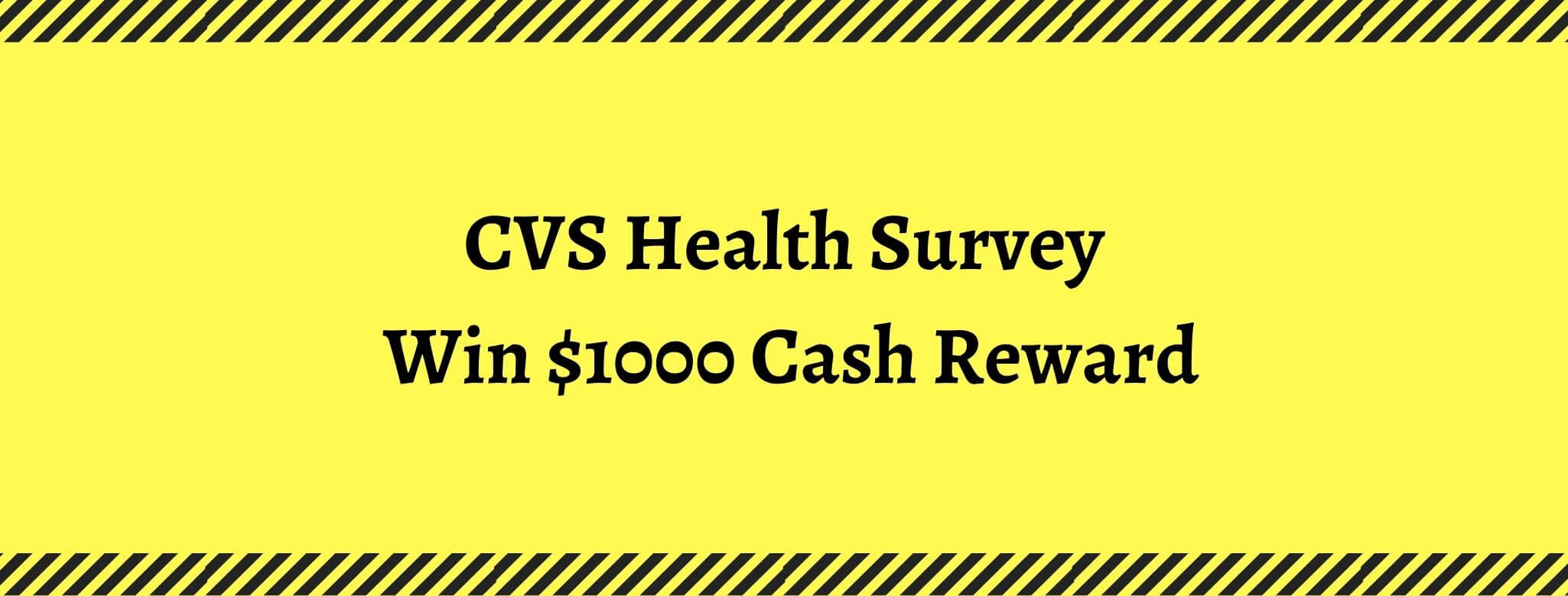 cvshealthsurvey