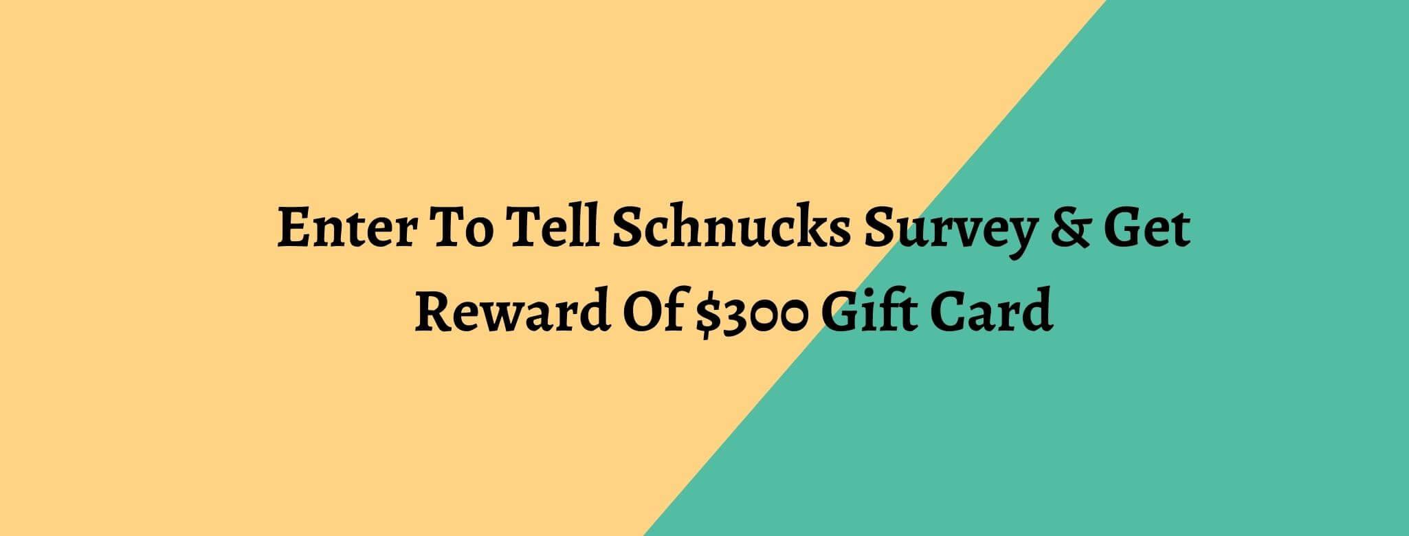 tell schnucks