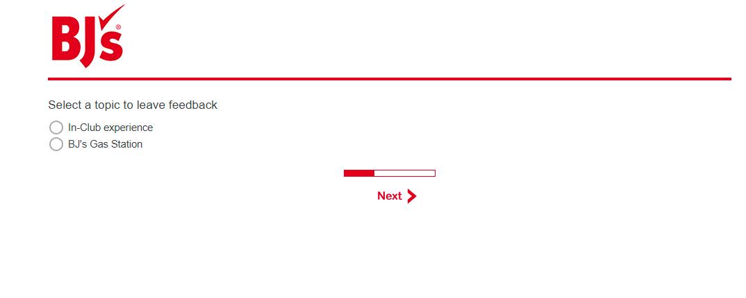 bjs.com survey