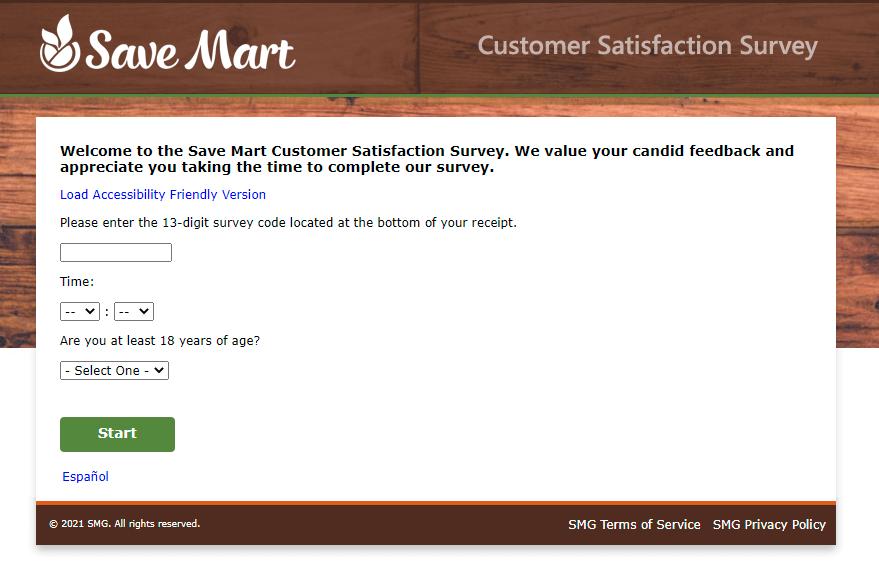 savemart survey