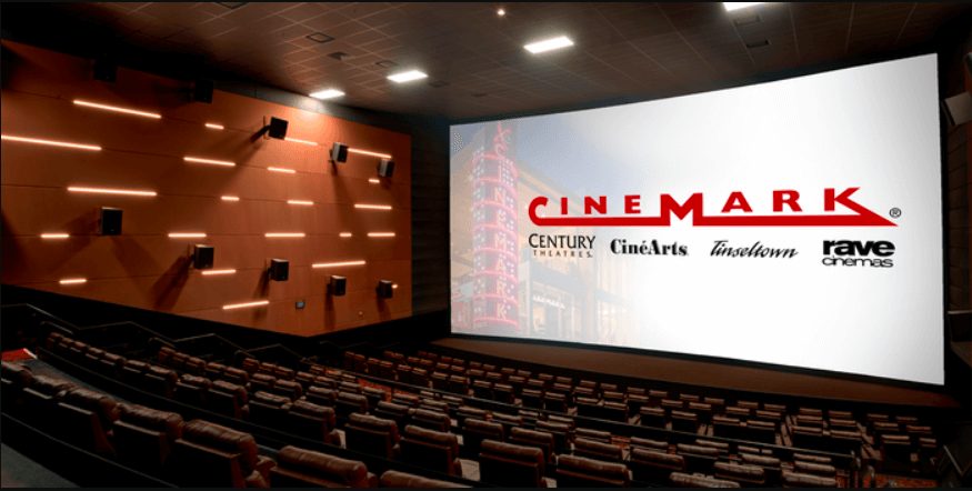 cinemark survey sweepstakes